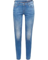 Edc By Esprit Blue Skinny-fit-Jeans