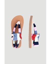 O'neill Sportswear Multicolor Sandalen Ditsy Wrap
