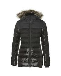 O'neill Sportswear Black Wintersportjacke Hybrid finesse jkt