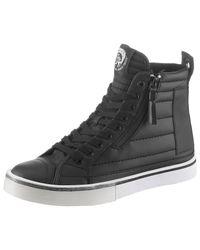 DIESEL Black Sneaker