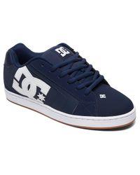 DC Shoes Blue Sneaker Net