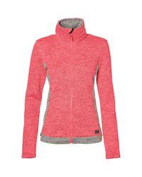O'neill Sportswear Pink Fleecejacke Piste fz