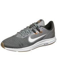 Nike Gray Laufschuh Downshifter 9