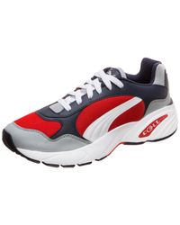 PUMA Red Sneaker Cell Viper