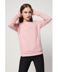 O'neill Sportswear Pink Sweatshirt Essential