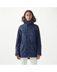 O'neill Sportswear Blue Jackets Snow Hybrid cluster iii jacket