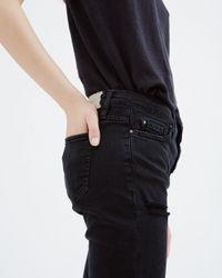 IRO Black Jarod Jean