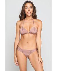 Indah | Multicolor *ishine Exclusive* Andrea Bikini Top | Lyst