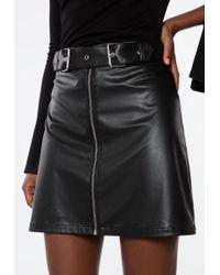 Ivyrevel - Lourdes Skirt Black - Lyst