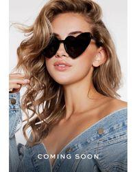 Ivyrevel - Heartbreaker Sunglasses Black - Lyst