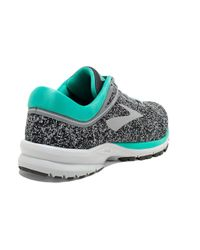 Brooks Gray Launch 5 Running Shoes
