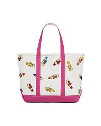 Jack Rogers | Pink X Crabberrie Tote | Lyst