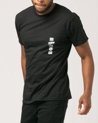 10.deep - Black Triple Stack 2 Tee for Men - Lyst