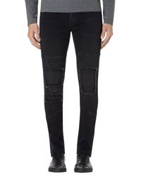 J Brand - Black Mayhem Mick Skinny Fit In Relic for Men - Lyst