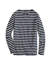 J.Crew   Blue Saint James Unisex Meridien Ii Nautical T-shirt for Men   Lyst