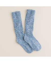 J.Crew - Blue Women's Camp Socks - Lyst