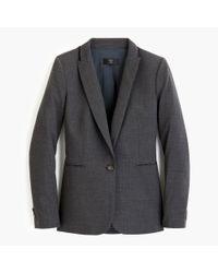J.Crew - Multicolor Parke Blazer In Italian Stretch Wool - Lyst