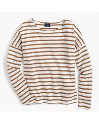 J.Crew | Multicolor Saint James Slouchy T-shirt | Lyst
