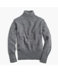 J.Crew Gray North Sea Clothing Diver Turtleneck Sweater for men