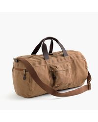 J.Crew | Multicolor Abingdon Duffel Bag for Men | Lyst