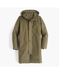 J.Crew | Green Lightweight Snorkel Jacket for Men | Lyst