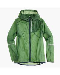 J.Crew   Green New Balance Packable Jacket   Lyst