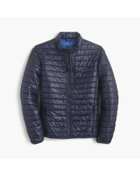 J.Crew | Blue Primaloft Jacket for Men | Lyst