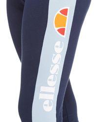 Ellesse Blue Giotto Leggings