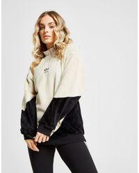 adidas fleece 1/4 zip