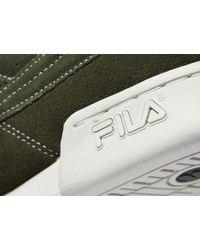 Fila White F13 Ts for men