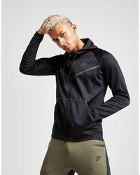 Nike Tech Windrunner Signal Hoodie in Black für Herren