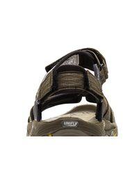 Merrell - Green All Out Blaze Convertible Sandals for Men - Lyst