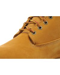 Timberland Brown Heritage 6-inch Shearling Lined for men