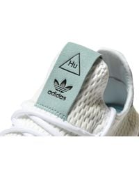 Adidas Originals White Pharrell Williams Tennis Hu for men
