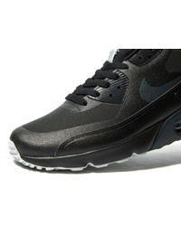 Nike Black Air Max 90 Ultra Se for men