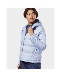 Reebok Blue Outdoor Mid Weight Down Jacket