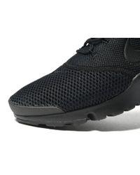 Nike - Black Air Presto Fly for Men - Lyst