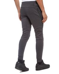 Nike Gray Chelsea Fc 2017 Tech Fleece Pants for men