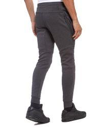 Nike White Chelsea Fc 2017 Tech Fleece Pants for men