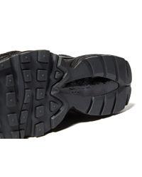 Nike Black Air Max 95 Se Junior for men
