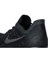 Nike - Black Free Rn Flyknit 2.0 - Lyst