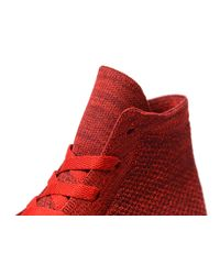 Converse - Red Chuck Taylor All Star Flyknit - Lyst