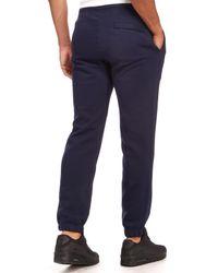 Nike - Blue Foundation Fleece Pants for Men - Lyst