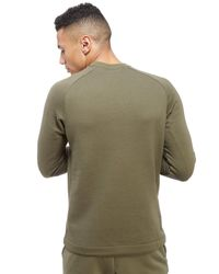 Nike Green Modern Crew Sweatshirt for men