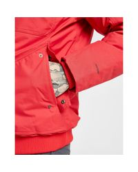 The North Face Red Gotham Iii Jacket for men