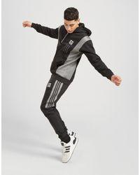 Adidas Originals Black Id96 Track Pants for men