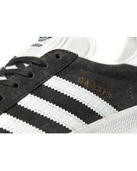 Adidas Originals - Black Gazelle - Lyst