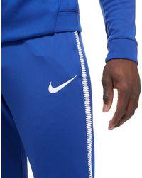 Nike - Blue Chelsea Fc 2017 Squad Pants for Men - Lyst
