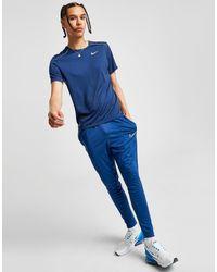 T-Shirt Miler Grid Tech Homme Nike pour homme en coloris Blue