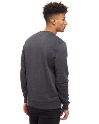 Original Penguin - Gray Secret Sam Crew Sweatshirt for Men - Lyst